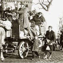 Боевые действия в округе Велау в январе 1945-го