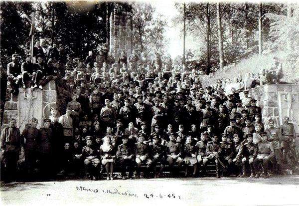 Норденбург 27-6-1945