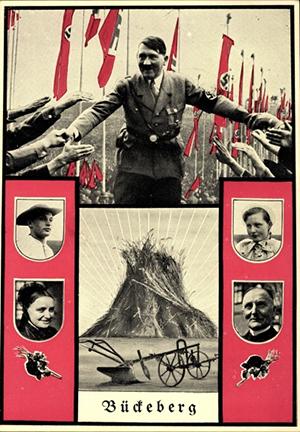Adolf Hitler Bückeberg Erntedankfest