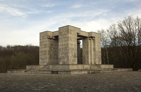 Annaberg Gora Swietej Anny Pomnik Denkmal 2015