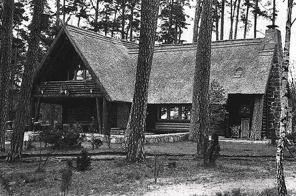 Carinhall Blockhaus