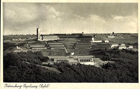 Ordensburg Vogelsang 1939 Орденсбург Фогельзанг