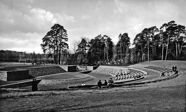 Sowetsk Tilsit Thingplatz 1935-1940