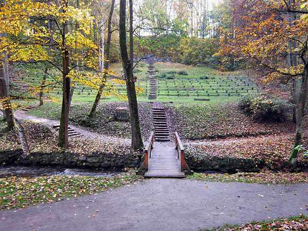 Thingplatz Amfiteatr Reszel 2013