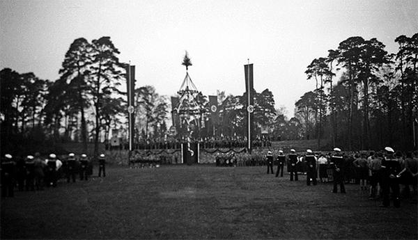 Tilsit Sowetsk Thingplatzeinweihung - 1935