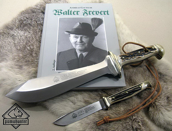 Frevert knife