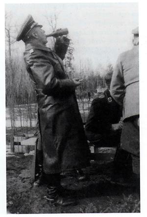 Walter Frevert Bialowes 1941 Вальтер Фреверт