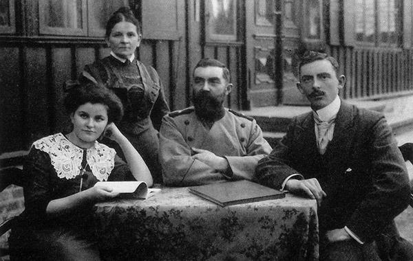 Zeidler family