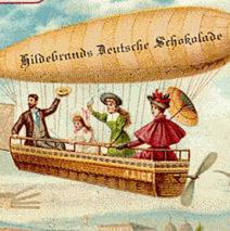 Назад в будущее, или фантастические открытки начала 20 века