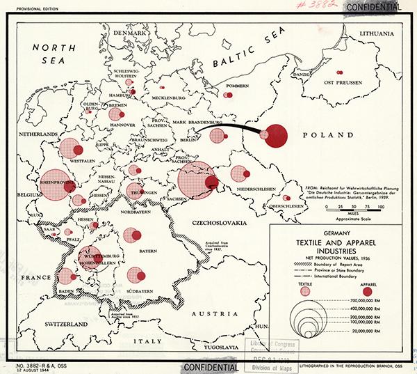 textile карты третьего рейха