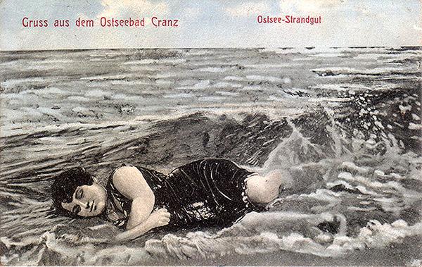 История пляжного отдыха Cranz_1911
