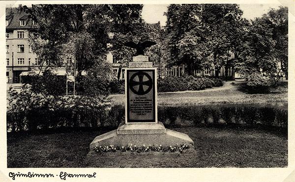 Denkmal Feldartillerie-Regiment Prinz August von Preussen