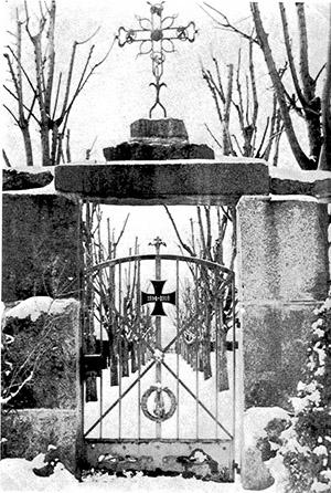 Friedhof Sodeikerstrasse