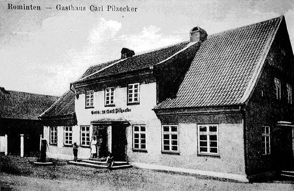 Gasthaus Pilzecker Gross Rominten