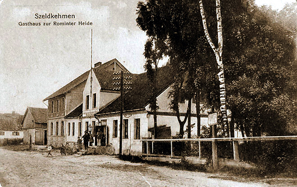 Gasthaus Szeldkehmen zur Rominter Heide