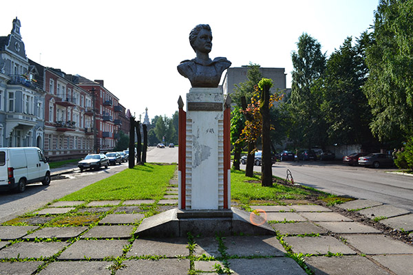 Gusev remains of Denkmal 2