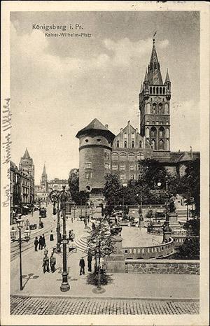 Kaiser-Wilhelm-Platz 1916