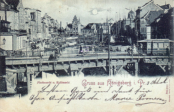Koenigsberg 1898