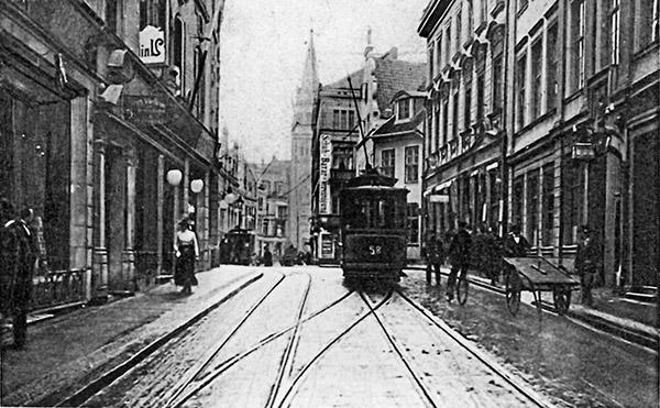 Koenigsberg Junkerstrasse