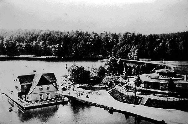 Kurhaus Marinowo Гостиницы Роминтской пущи