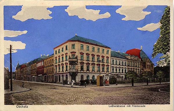 Handmade открытки Trinks & Co 1913