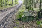 Памятный камень лесничему Фоссу