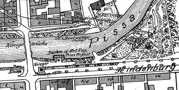 gumbinnen stadtplan