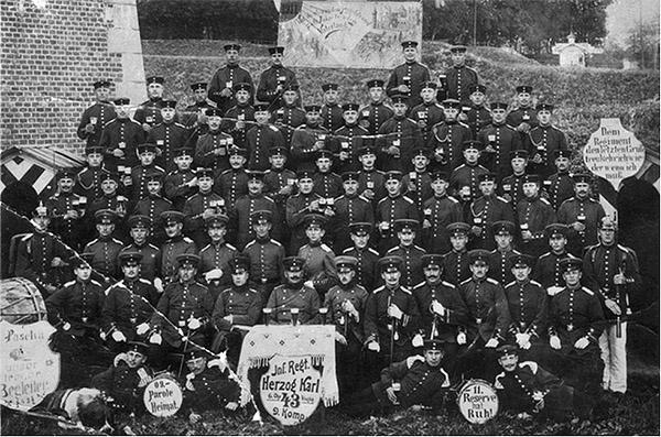 Infanterie-Regiment 43
