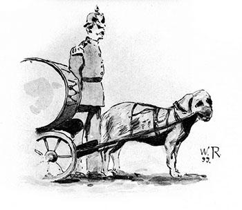 Барабанные собаки