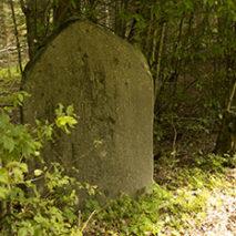 Памятник погибшему лётчику
