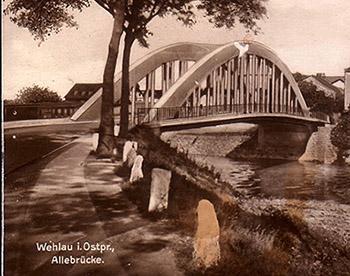 Мосты Велау