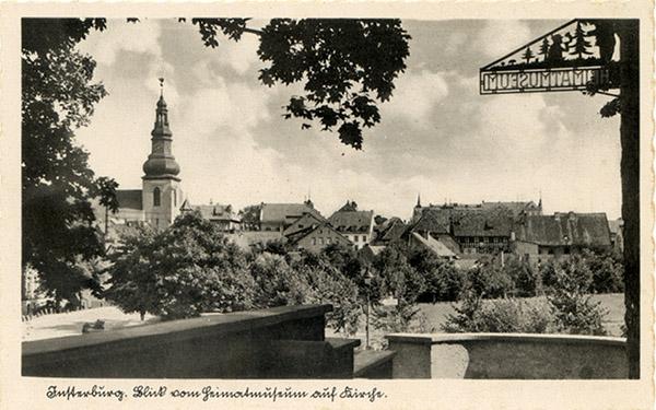 Инстербургский краеведческий музей Insterburg Heimatmuseum mit Kirche