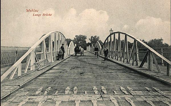 Wehlau Lange Brücke