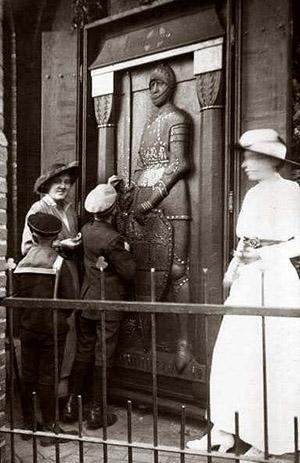 issern hinnirk oldenburg 1915