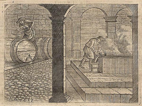 Brauhaus пиво в средние века