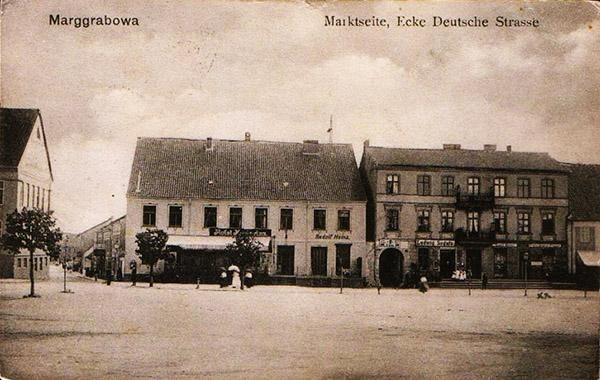 Marggrabowa Treuburg Olecko 1915
