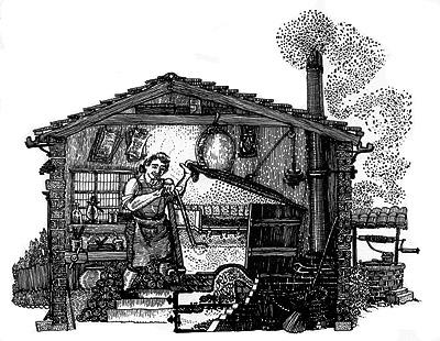MasterBrewer Пивоварение в средние века