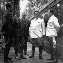 Специальные поезда Германа Геринга в Роминтской пуще