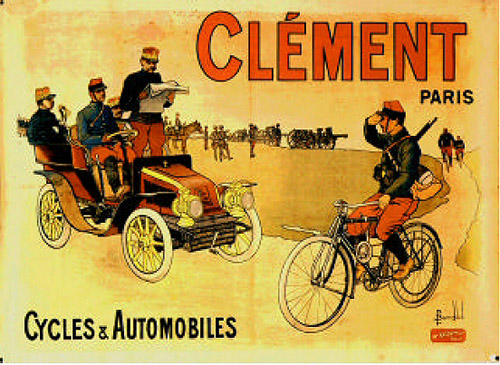 Clement Cycles and Auto