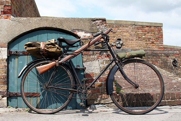1914-Rudge-Sussex-Battalion 1914 RUDGE-WHITWORTH MILITARY MODEL