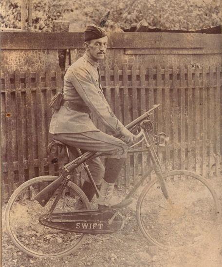 1915 SWIFT MILITARY MODEL