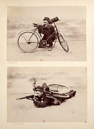 военные велосипеды