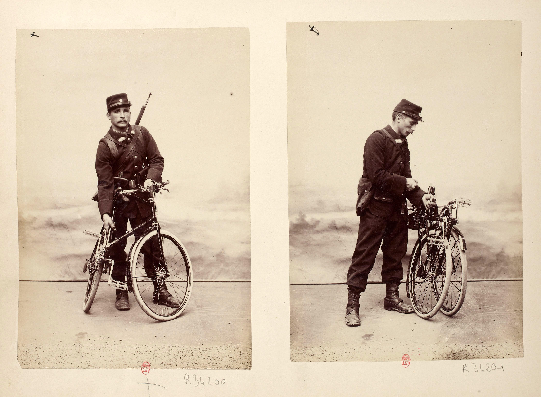 велосипед Гладиатор военные самокатчики