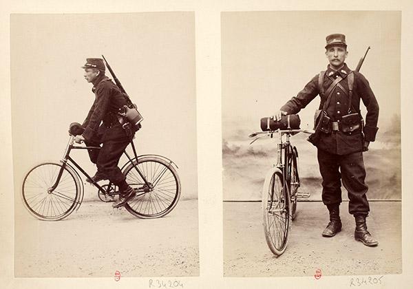 армейские велосипеды