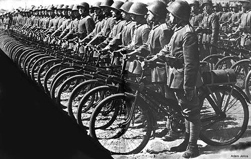 Corps of polish military cyclists