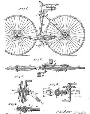 E.G.-Latta-folding-bike