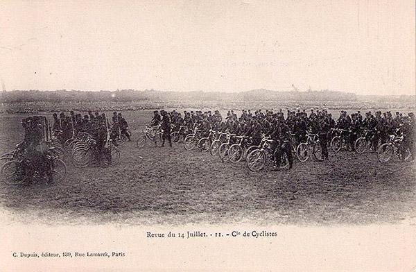 Fahrrad-Kompanie France