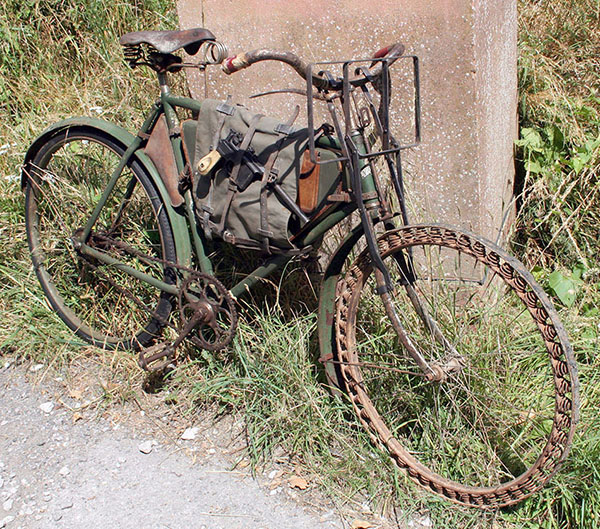 German civilian Bicycle Victoria