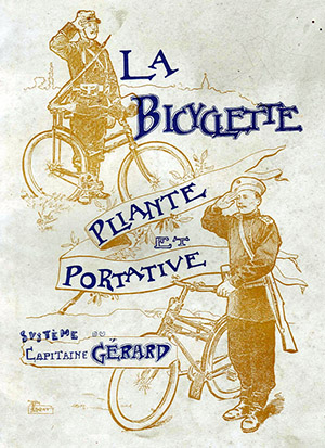 Peugeot captain Gerard bicycle 1901