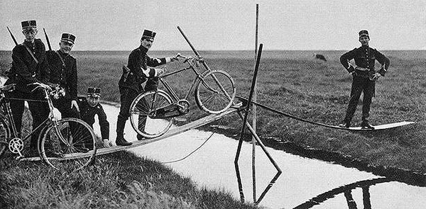 Somewhere in The Netherlands 1914